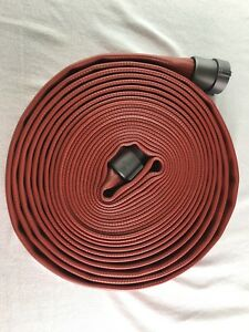 Dixon Valve H515r50ras Nitrile 500 Covered Light Duty Fire Hose Free Shipping