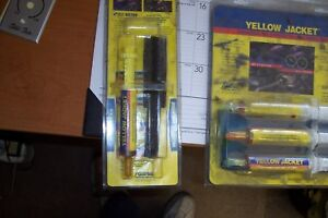 Yellow Jacket Led Detector Kit 69789 69700 Used Only Once Or Twice