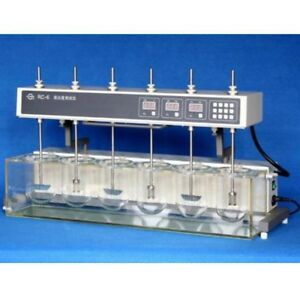 Dissolution Tester Tablet Capsule Dissolution Tester Three Vessels Rc 6