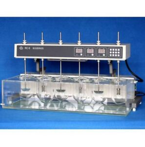 Dissolution Tester Tablet Capsule Dissolution Tester Eight Vessels Rc 8