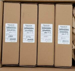 Lot Of 4 New Polycom Soundpoint Ip 650 Sip Voip Business Phone 2200 12651 001