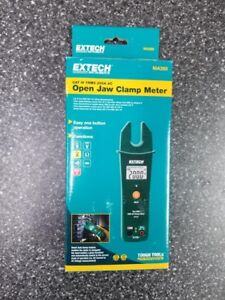 Extech Ma260 Open Jaw Clamp Meter