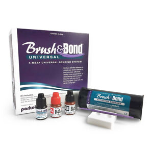 Parkell Brush bond 4 meta Universal Bonding System