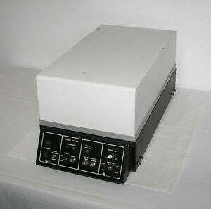 Spa 1 Pulsed Frequency Doubler By Quantel Pulsed Dye Laser Spectra physics