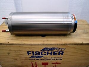 Fischer Mfm 1224 42 Precision Grinding Milling Spindle Motor