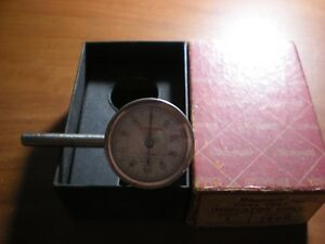 Starrett Dial Test Indicator no 196b Nice Condition Works Fine