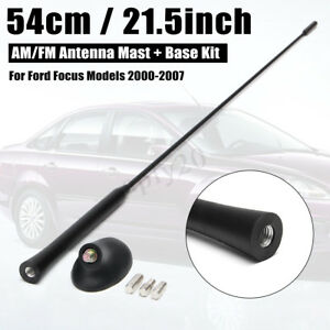 Car Roof Am Fm Antenna Aerial Mast Base For Ford Focus 2000 2007 Xs8z18919aa