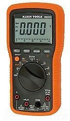 Klein Mm2000 Electrician s hvac Trms Multimeter