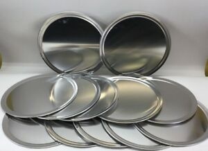 Thunder Group 16 Wide Rim Pizza Tray 12 pack model Alptwr016 free Shipping