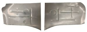 1955 1956 1957 Chevy Chevrolet Front Toe Boards New Pair Free Shipping