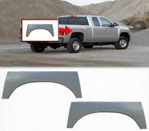 2007 2008 2009 2013 Chevrolet Silverado Rear Wheel Arch Pair