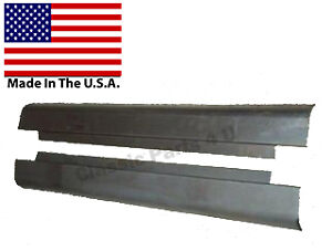 Rocker Panels Lincoln 1958 1959 1960 2door New Pair Free Shipping