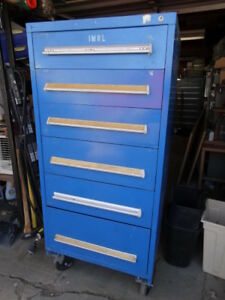 Stanley Vidmar Six drawer Cabinet