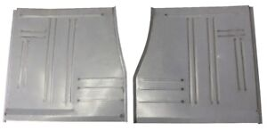 1971 1972 1973 Buick Riviera Front Floor Pans New Pair Free Shipping