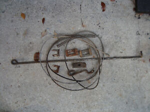 1973 87 Chevy Pickup Truck Emergency Brake Cable Used Gm