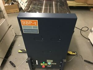 Cp Bourg Booklet Press Model Bbp t