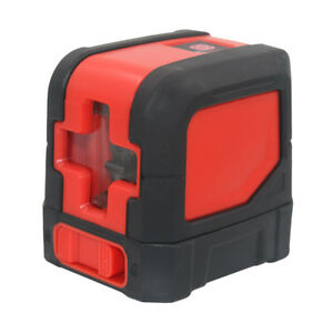 Self leveling Laser Level Cross Line Laser With Adjustable Mounting Clamp