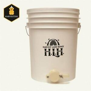 Bucket Honey With Gate 5gallon