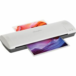 Swingline Laminator Thermal W 5 Pouches 12 White 1701867
