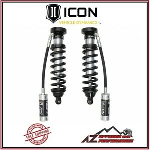 Icon Extended Travel Remote Reservoir Coilover Kit For 96 02 Toyota 4runner
