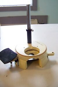 Base Stand For Wild Heerbrugg M5 M 5 Stereoscope
