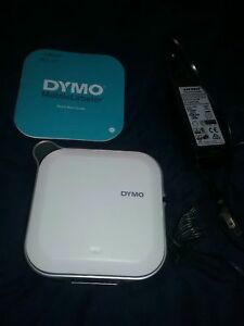Dymo Mobile Labeler Label Maker W Bluetooth Smartphone Connectivity