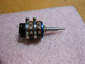 Samarius Variable Resistor 55 50 186 Nsn 5905 00 168 9318 128scav620 7