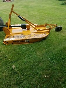 Woods Bush Hog Rotary Mower Bb72 Xtreme Free Shipping 6 Cutting Width