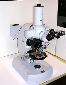 Carl Zeiss Universal Research Microscope