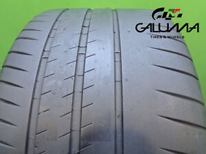 1 Excellent Michelin Tire 295 30 20 Zr Pilot Sport Cup 2 101y Oem Bmw 46515