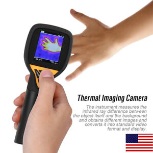 Ht 175 Ir Infrared Thermal Imaging Camera 20 300 32 32 Resolution Thermometer