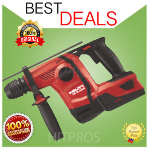 Hilti Te 6 a22 Hammer Drill Complete Set Fast Shipping
