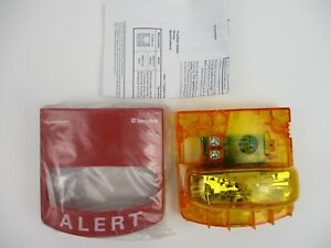 new Simplex 4906 9108 Multi Candela Strobe With Amber Lens