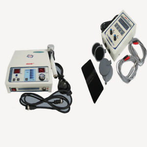 Electrotherapy Combo Ultrasound 1mhz Electrotherapy 2 Channel Physiotherapy