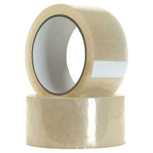 Packing Tape 12 Shipping Tape Rolls Heavy Duty Clear 655 2 Yds Office Depot Nwt
