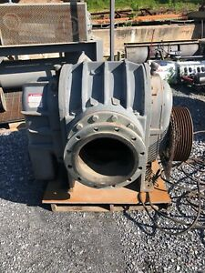 Gardner Denver Sutorbilt Rotary Lobe Blower 6000 Series 14 Output Rpm 1500