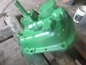 Oliver Tractor 1755 1855 1955 2255 Compete Pto Assembly Work Great