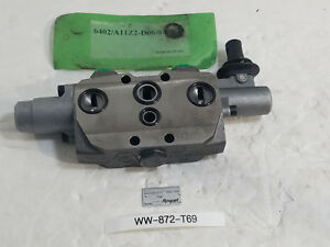 New Roquet Spool Hydraulic Directional Control Valve 6402 a11z2 d00 0 0