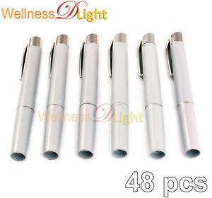 Wdl New 48 Penlights Diagnostic Ent Emt Emergency Medical Instruments