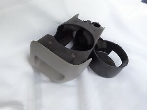 95 99 Gray Oem In Dash Pull Out Cup Holder Suv Truck