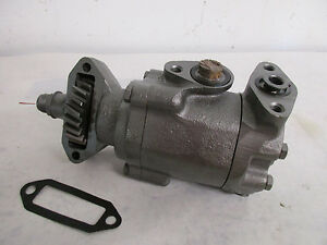 Ford Jubilee 600 900 Tractor Original Hydraulic Pump Core Included