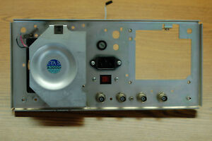 Tektronix 2445 And or 2465 Oscilloscope Rear Panel Conversion Kit To Muffin Fan
