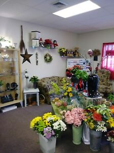 Flower Shop Small Business For Sale
