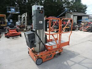 2000 Jlg 15sp Personnel Lift Genie 21 Working Height Good Condition