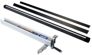 Delta Power Equipment T square Fence 30 In Table Saw Rail Aluminum Steel Tube