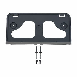 Oem New Front License Plate Bracket Mount Holder 10 12 Ford Taurus Ag1z17a385aa