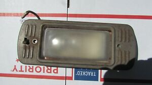 47 48 49 50 51 52 53 54 55 Chevy Gmc Truck Roof Dome Map Courtesy Lamp