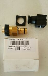 Pall Visual Indicator Valve Rca218mz091z Electrical 50 Psi