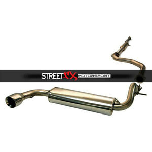 Tanabe Medalion Touring Exhaust For 1988 1991 Civic T70027