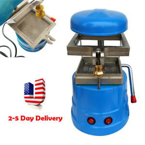 Usa Dental 1200w Vacuum Forming Molding Machine Former Lab Equipment